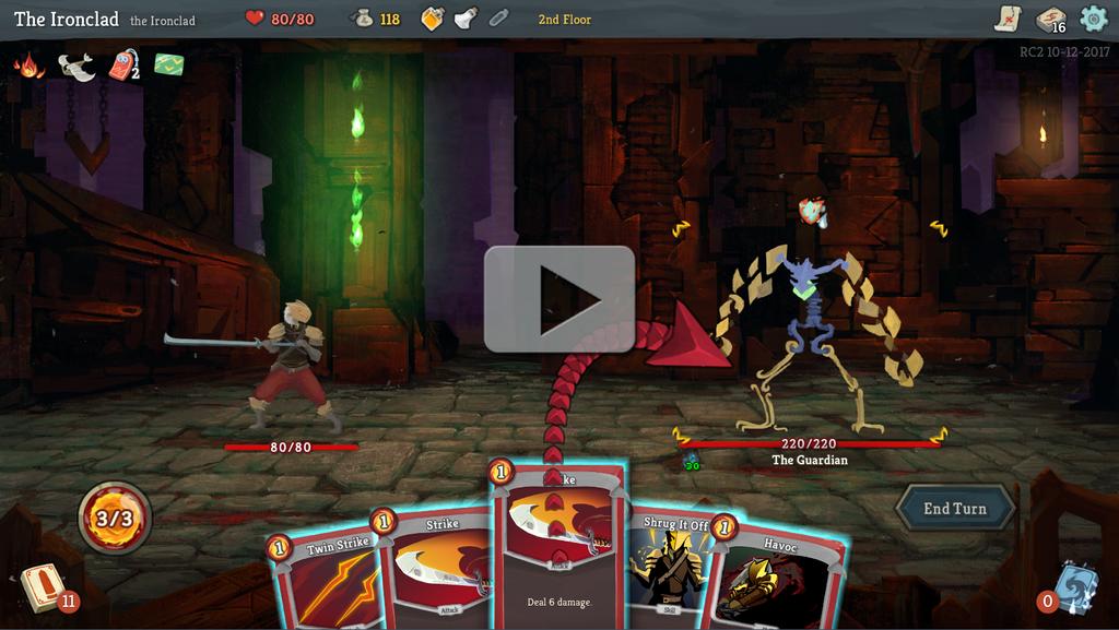 Mega Crit – Video game company based in Seattle, WA  Working on Slay